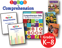 Steps to Comprehension